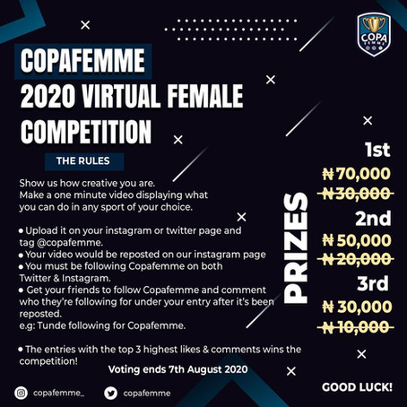Meet #CopaFemme: An energetic women's sports organization that's one of a kind