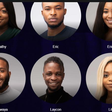 #BBNaija: Meet the 2020 BBNaija  [Lockdown Edition] housemates