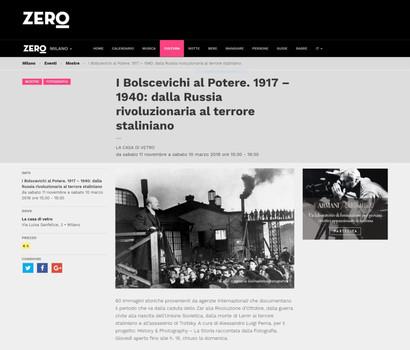 Zero.eu i bolscevichi al potere