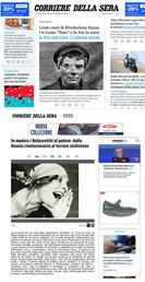 Corriere.it i Bolscevichi al potere