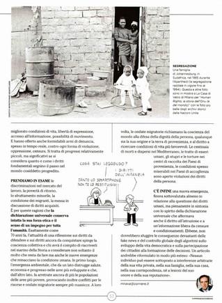 Sette Corsera 29 novembre 2018 HumanRights