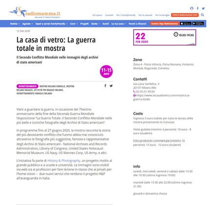 radiomamma_it laGuerraTotale