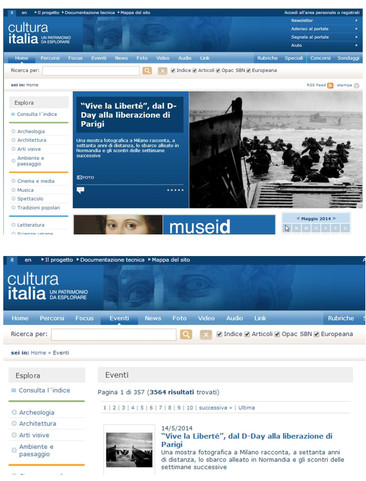 Cultura Italia.it VlaLib