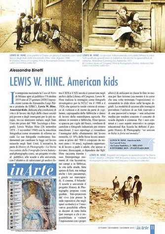inArte american kids