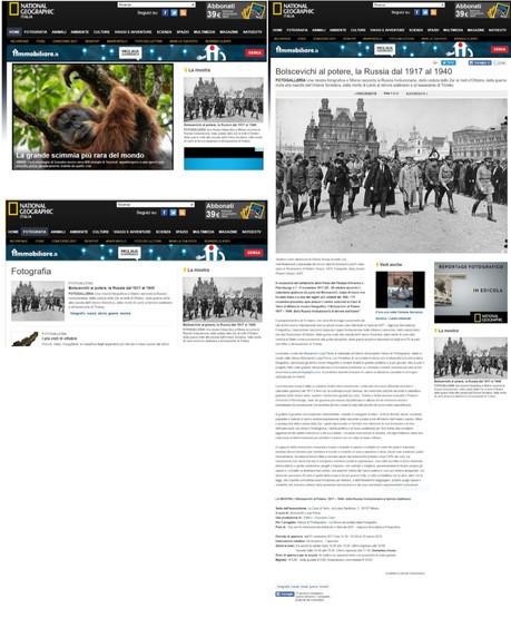 National Geographic.it i Bolscevichi al potere