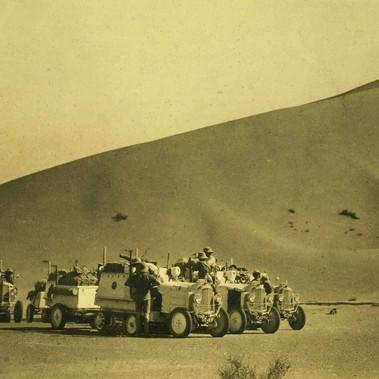 Sahara. Adrar degli Iforas