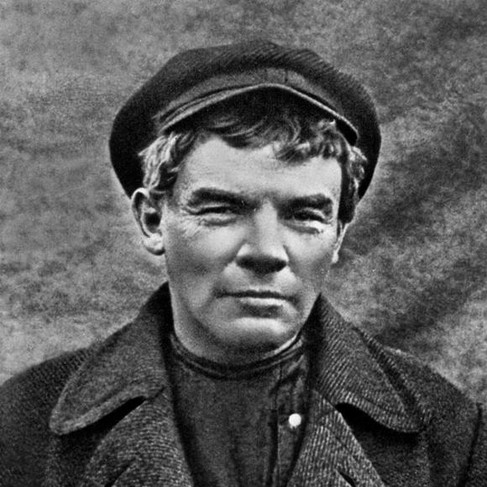 Lenin (Vladimir Illitch Oulianov,1870/1924)