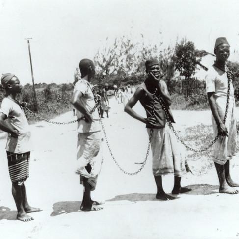 Gruppo di schiavi
