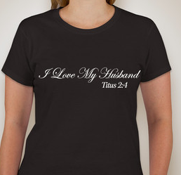 I Love My Husband - Married Women L  XL