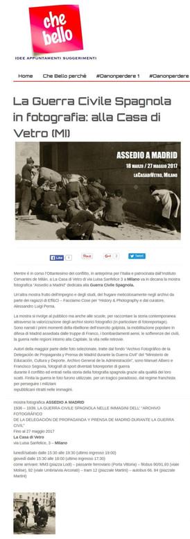 chebello_info Assedio a Madrid