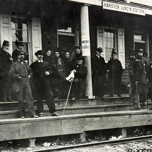 La Stazione ferroviaria di Hannover Junction