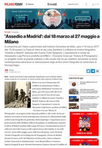 Milanotoday.it Madrid