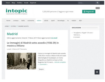 intopic_it Assedio a Madrid