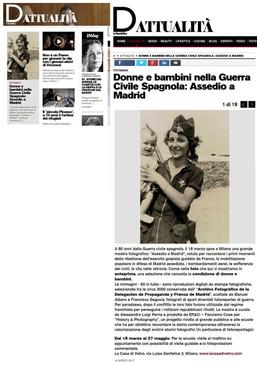 d_repubblica_it Assedio a Madrid