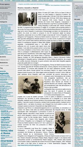 fidest_com Assedio a Madrid