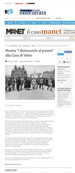 Repubblica.it i Bolscevichi al potere