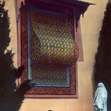 L'esterno di un harem