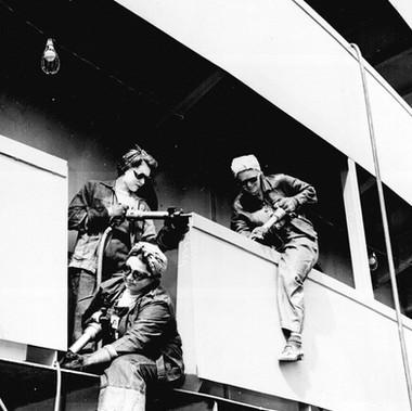 """""""Chippers."""" Lavoratrici in tempo di guerra alla Marinship Corporation"""