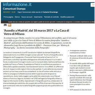 informazione_it Assedio a Madrid