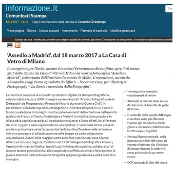 informazione_it Assedio a Madrid