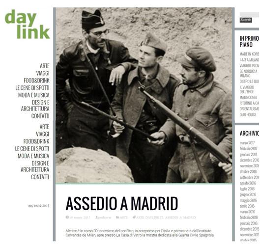 daylink_it Assedio a Madrid
