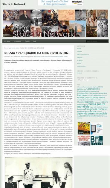 Storiain.net i Bolscevichi al potere