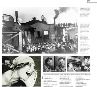 il Fotografo pag 57 i Bolscevichi al potere