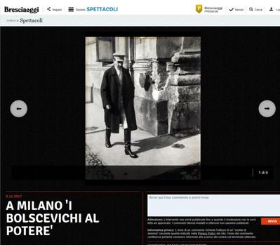 bresciaoggi_it  i Bolscevichi al potere