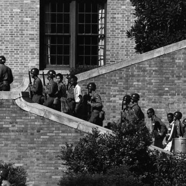 """""""Operazione Arkansas: un diverso tipo di spiegamento dell'esercito."""