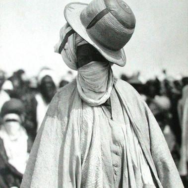 Un Capo Peul a Niamey