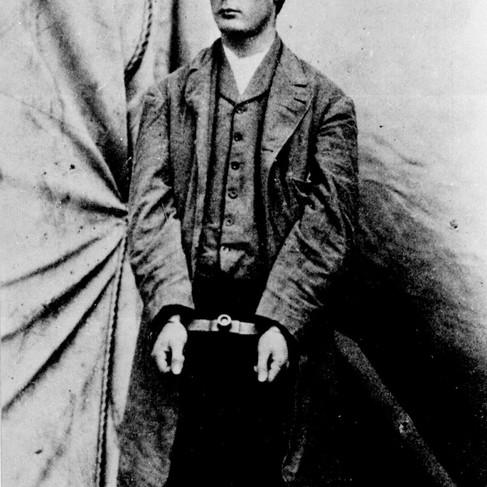 "Lewis Thornton Powell (1844/1865) chiamato in seguito ""Payne"", complice di John Wilkes Booth"