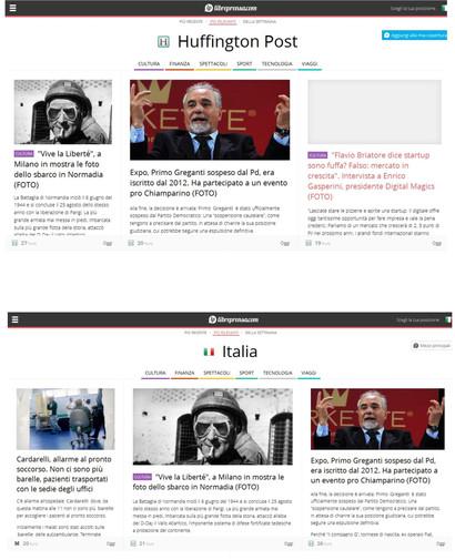 Huffington Post.it cultura VlaLib