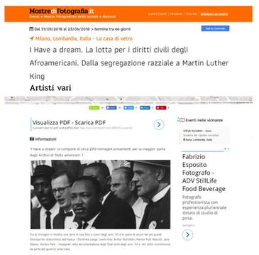 mostredifotografia_it I Have a Dream