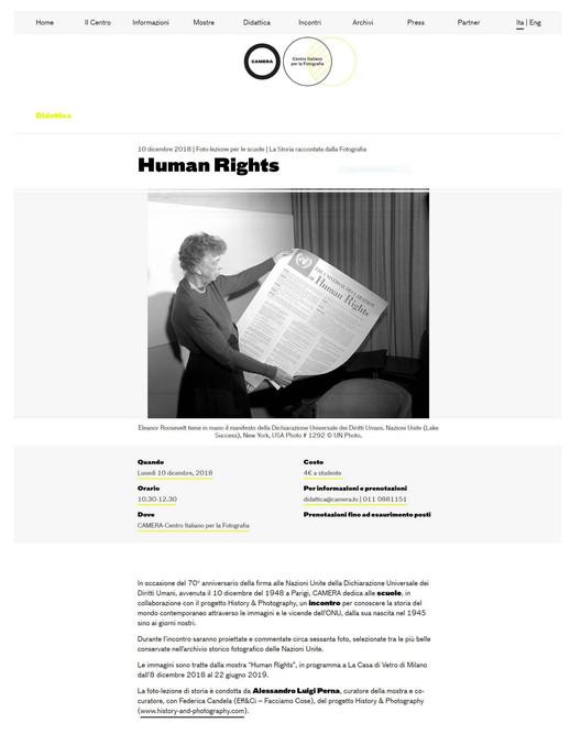 camera_to Human Rights