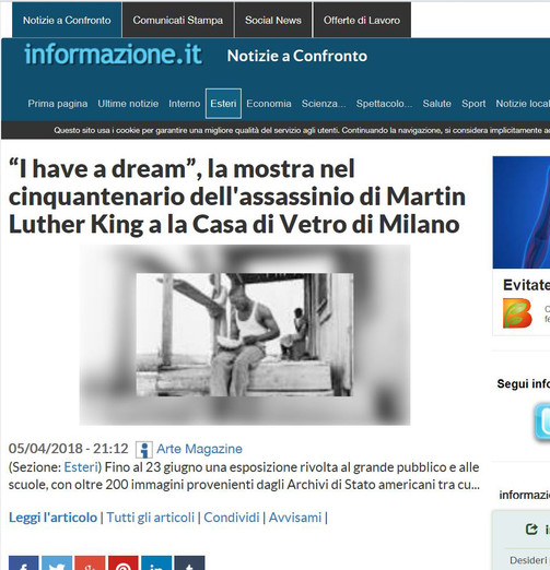 informazione_it I Have a Dream