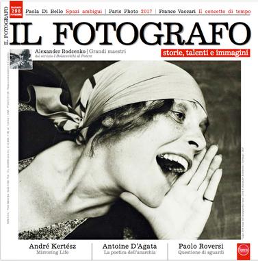 IL FOTOGRAFO 298 Dicembre 2017 copertina I Bolscevichi al potere