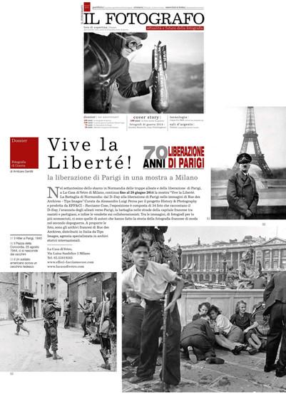 il Fotografo giugno 2014 VlaLib