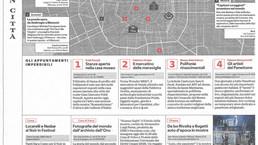 """La Repubblica Milano in edicola oggi con la nostra mostra """"Human Rights"""""""