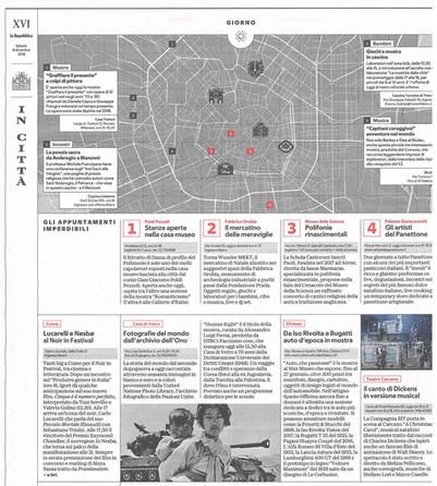la Repubblica Milano 8 dicembre 2018 HumanRights