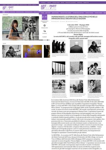 artapartofculture_net Human Rights