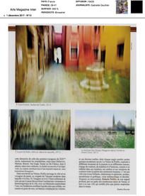 arts magazine international Visions of Venice a Paris 4