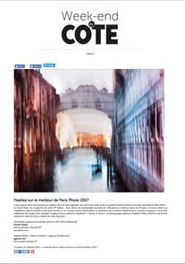 cotemagazine_com Visions of Venice a Paris