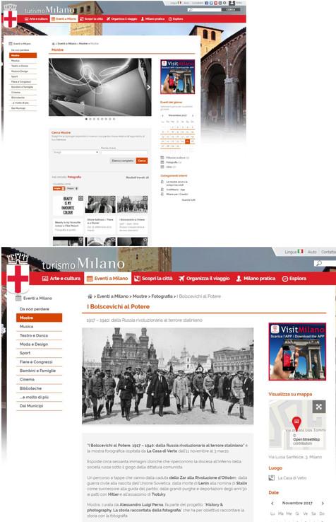 TurismoMilano.it i Bolscevichi al potere