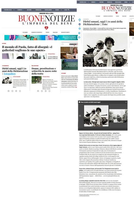 corriere_it buone notizie Human Rights