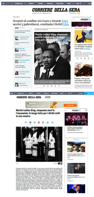 corriere_it I Have a Dream