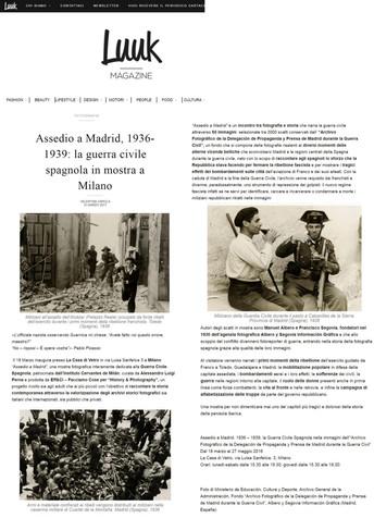Luuk magazine_com Madrid