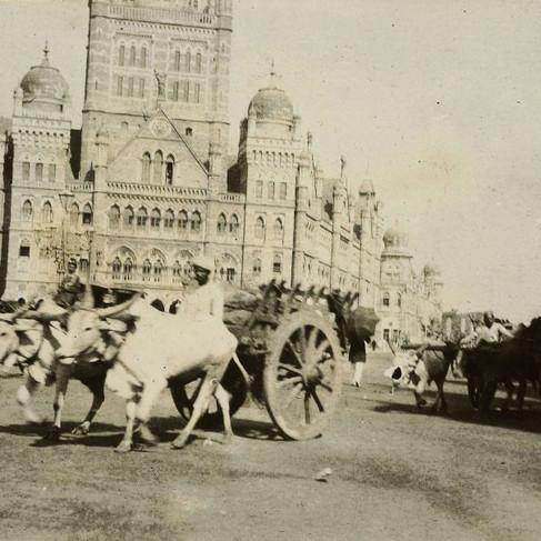 Queen's Road a Mumbai (ex Bombay)