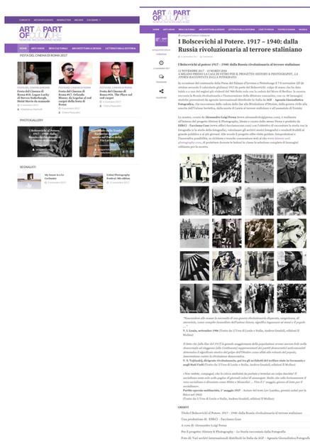 artapartofculture_net i Bolscevichi al potere