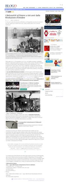 Click blog.it i Bolscevichi al potere