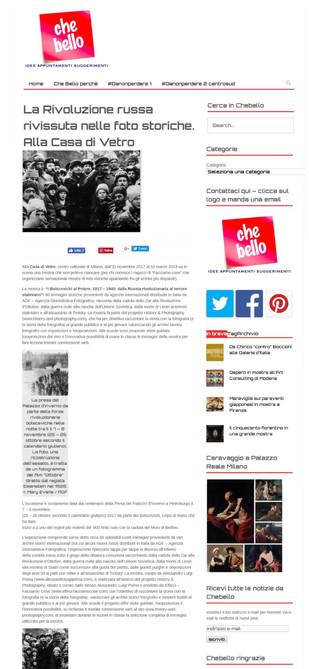 CheBello.info i Bolscevichi al potere